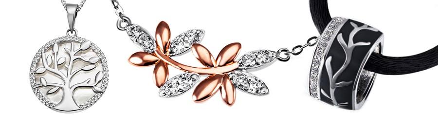 Halsketten Silber